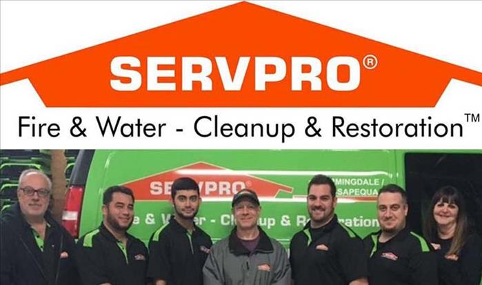 General SERVPRO of Farmingdale/Massapequa is always READY to serve the Long Island community 24/7