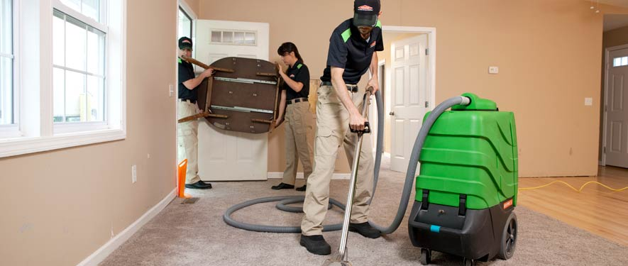 Massapequa, NY residential restoration cleaning
